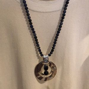 CHICOS LONG NECKLACE